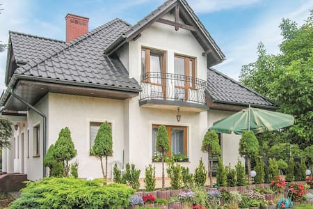 Holiday cottage with 6 bedrooms on 233m² in Brodnica