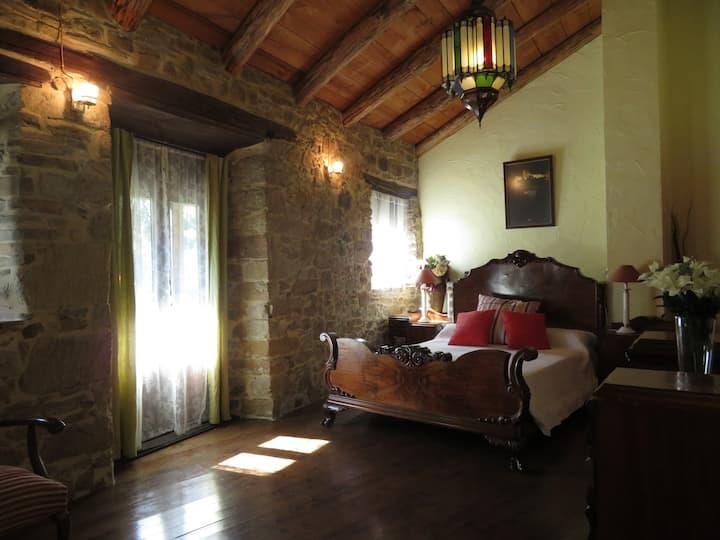 Preciosa casa rural en el corazón de El Bierzo