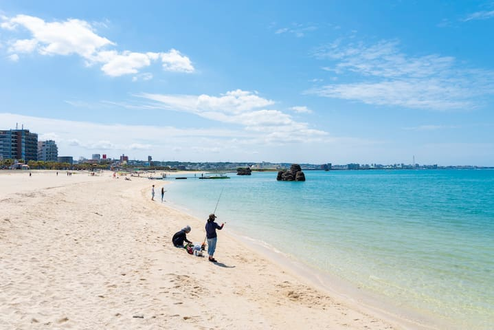 【SALE】1075 ft²/5 beds/Okinawa City/Easy Access