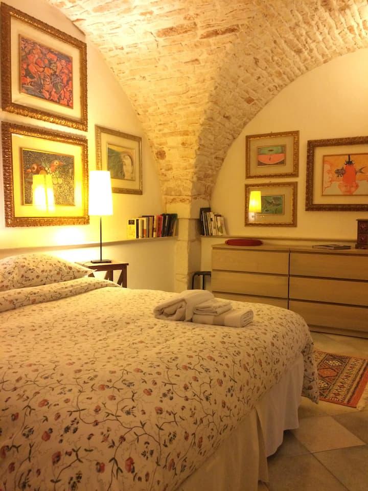 Ancient House &Secret Garden- Dimora San Giuliano