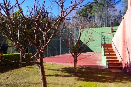 Glorious 5-bedroom villa for 10 people nestled in the hills of Arbucies - Costa Brava - Villa - 2