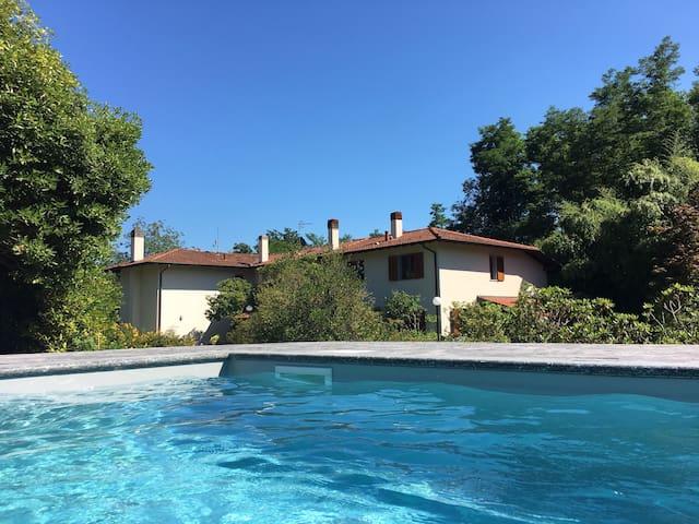 Lago Maggiore Vignola CountryVilla - Laveno Mombello  - 別荘