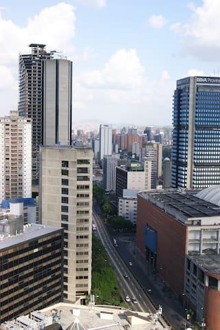 Single room Caracas.Habitación individual Caracas - Caracas - Appartement