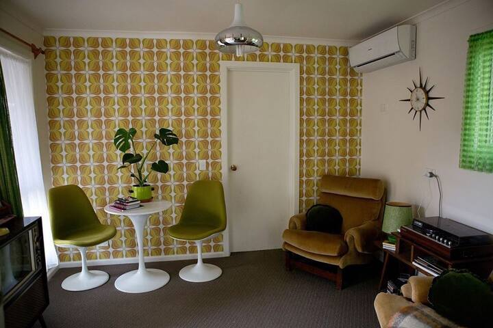 Groovy 70s Bungalow On the City Fringe NEW LISTING
