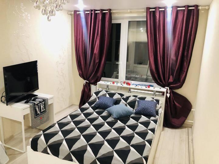 Квартира на Асаки/Apartment to Asachi