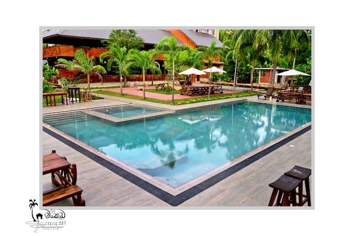 Diya Mankada Nature Resort - Anuradhapura - Gästehaus