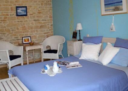 LA CHAMADE chambres et table d'hôtes - Boussenois - Bed & Breakfast