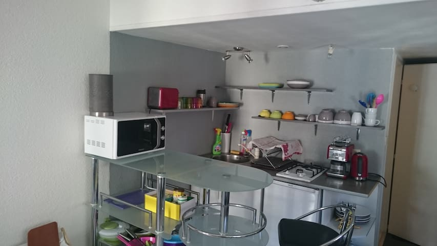Studio plein centre de Thonon Les Bains - Thonon-les-Bains - Pis