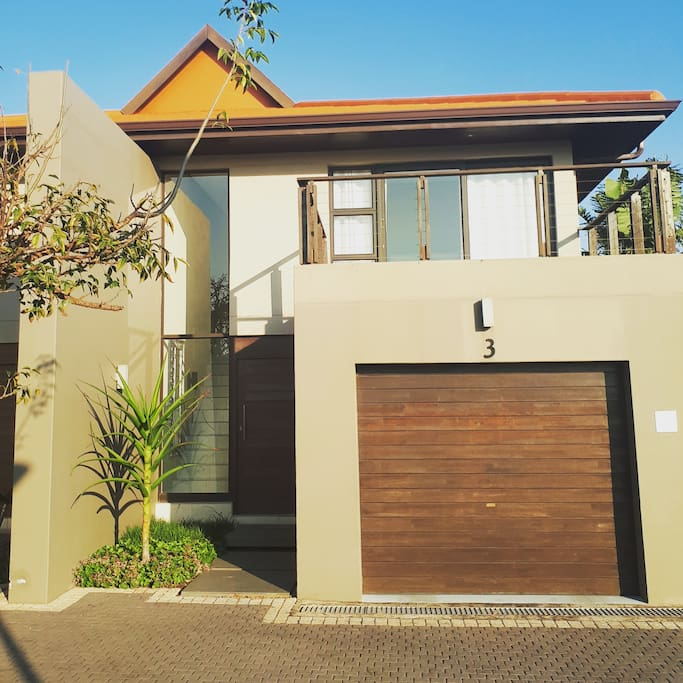 Double story townhouse in KZN's most sought after coastal estate