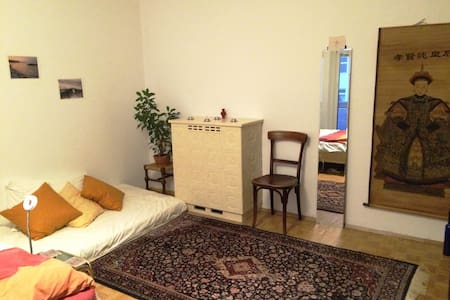 Art room - U3 fast access to center - Vienne - Bed & Breakfast