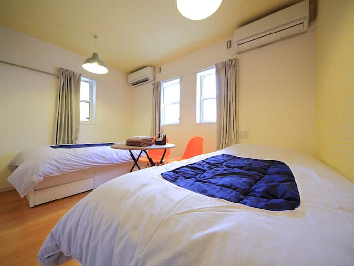 Cozy Inn Twin Room