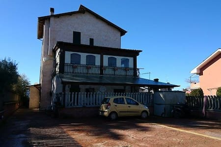 little flat in countryside - Gallicano Nel Lazio - Wohnung