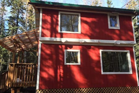 Cute Cabin in the Goldstream valley - 费尔班克斯(Fairbanks) - 小木屋