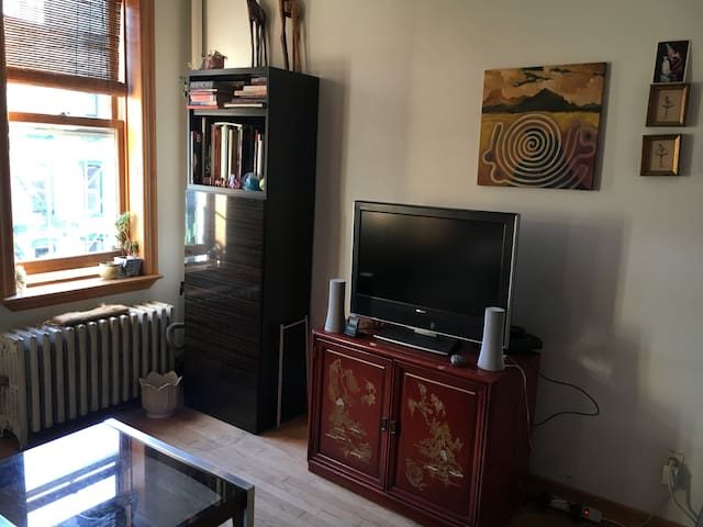 Charming 1 Bedroom in center of East Village - New York - Appartamento