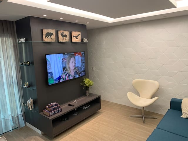 Apartamento Moderno e Completo - Roosevelt