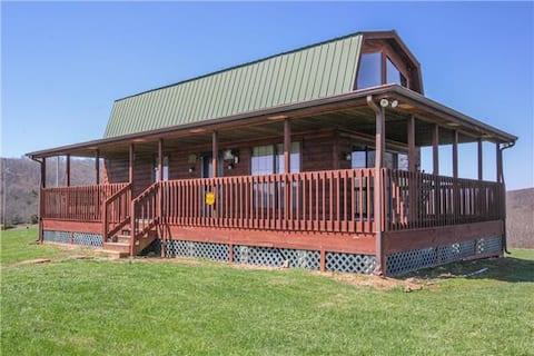 Cabin on the Appalachian