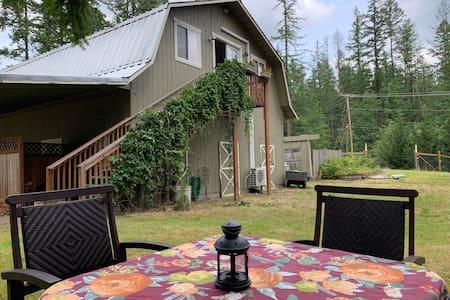 Country Getaway near Seattle