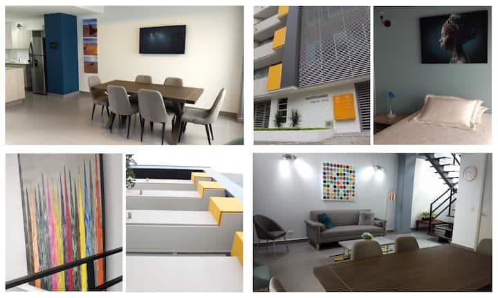 Apartamento 503