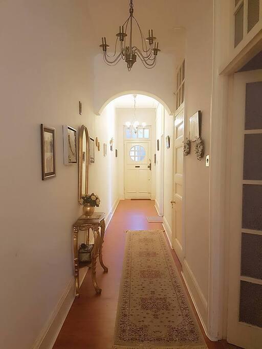 Spacious Corridor