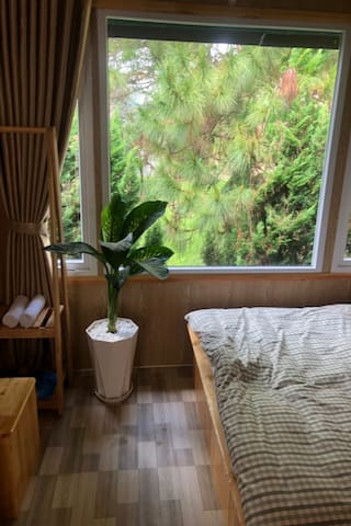 Gold & Ruby House- Double Room