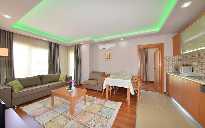 2+1 RESIDENCE FLAT WITH POOL