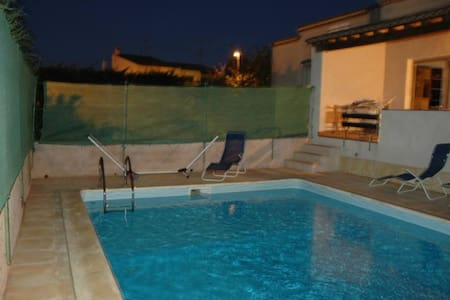 Villa w/ private pool in Agde for 6 - Agde