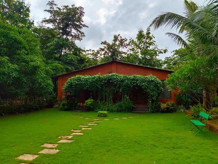 Kisan Eco farm AC Twin Cottage