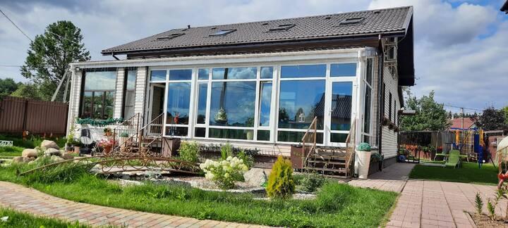 Сдается хороший дом для отдыха с семьей