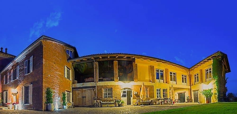 Panorama con charme - Alfiano Natta - Bed & Breakfast