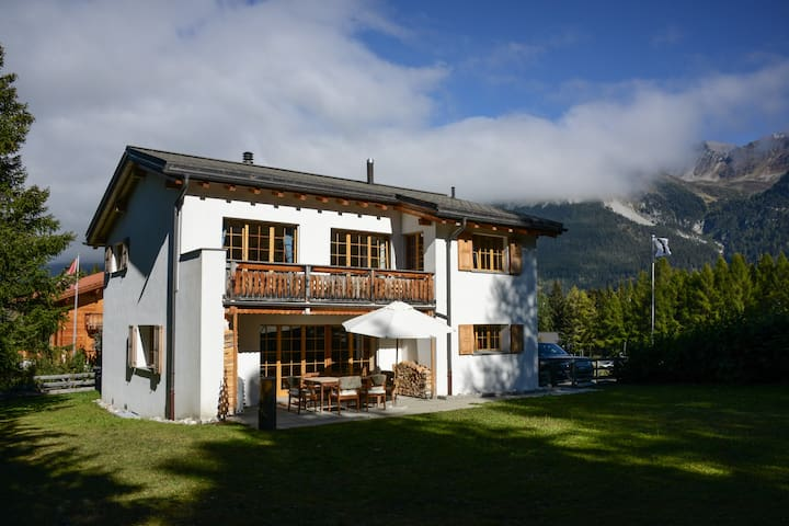 Dream house Guarda Munt - Cottage in best location - Vaz/Obervaz - Casa