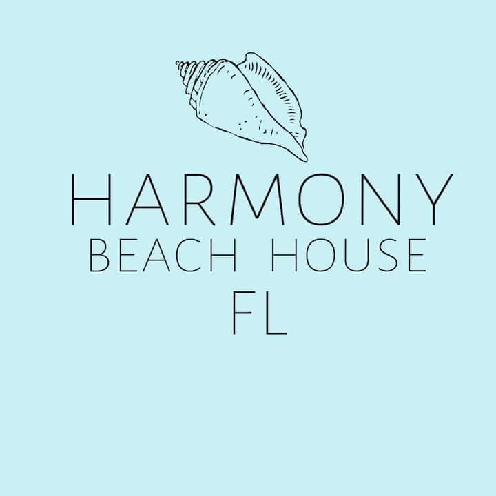 Harmony Beach house
