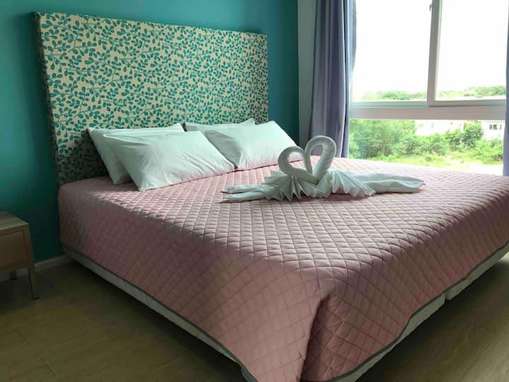 Апартаменты В/721 Atlantis Condo Pattaya Thailand