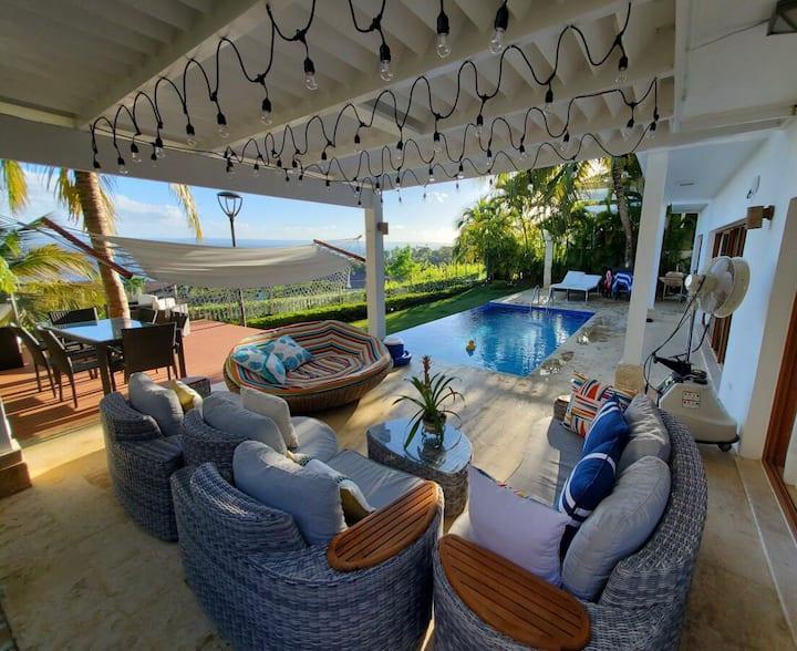 Luxury Villa - Samana - Puerto Bahia Yatch Club