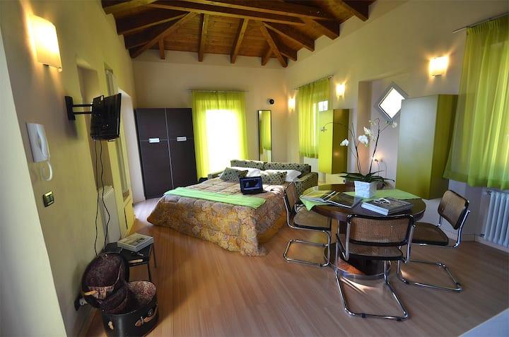 Casa Brina Suites: PianoAlto
