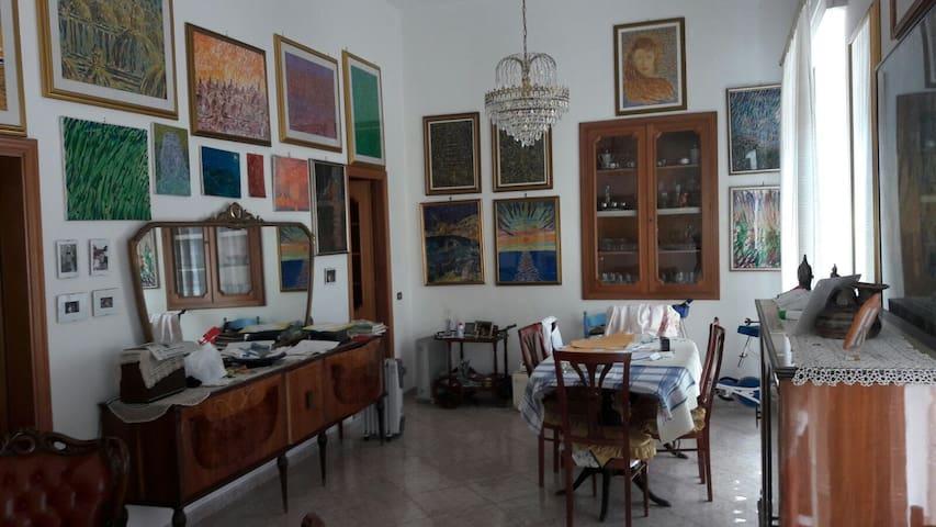la casa dei quadri