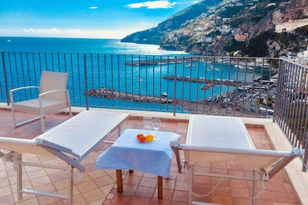 RoofTop flat in Amalfi  stunning view.