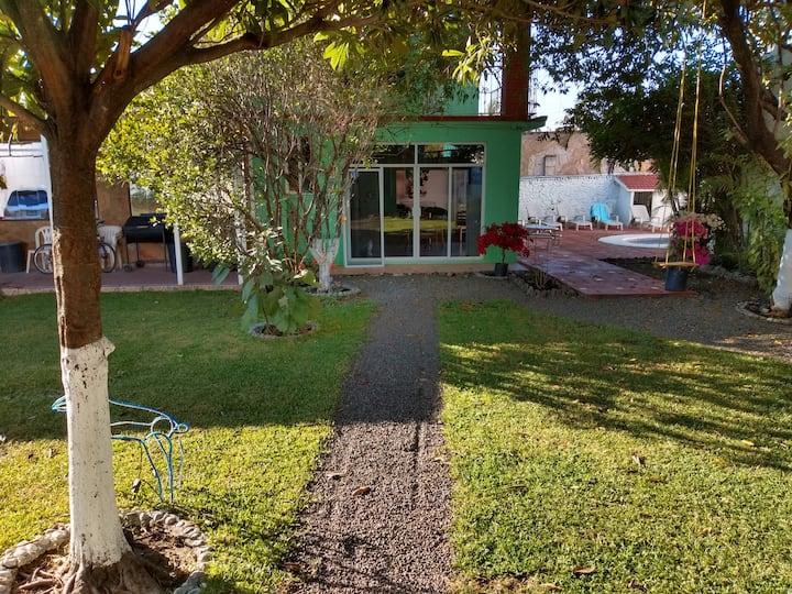 Xochi-Break: Pool, swimming-pool, grill, garden &+