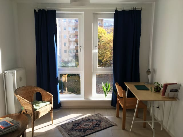 Bright&Cozy room in Berlin Kreuzberg-Neukölln
