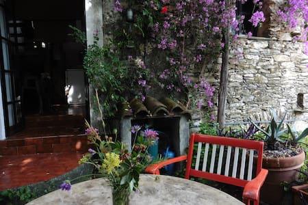 Casa in pietra a 7 km dal mare - Molini