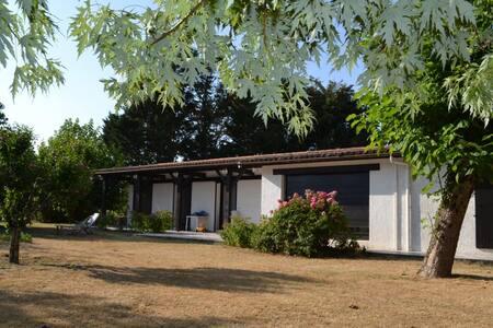 MAISON AGREABLE AU CŒUR DU MEDOC - Gaillan-en-Médoc
