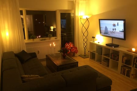 4 beds apartm 15 min to Copenhagnen