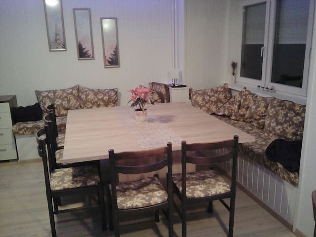 Start point for cycling, fishing, skiing, vacation - Vojnik - Apartment
