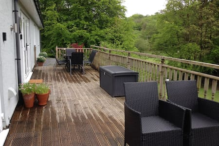The Mill at Glynhir Self Catering Annexe - Bankyfelin - Bungalou