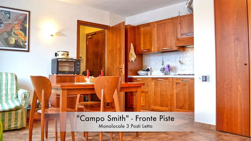 """Campo Smith"" - Directly on the Snow! - Bardonecchia"