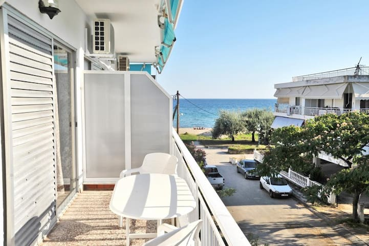 Themis 45 steps from beach  Paralia Dionisiou