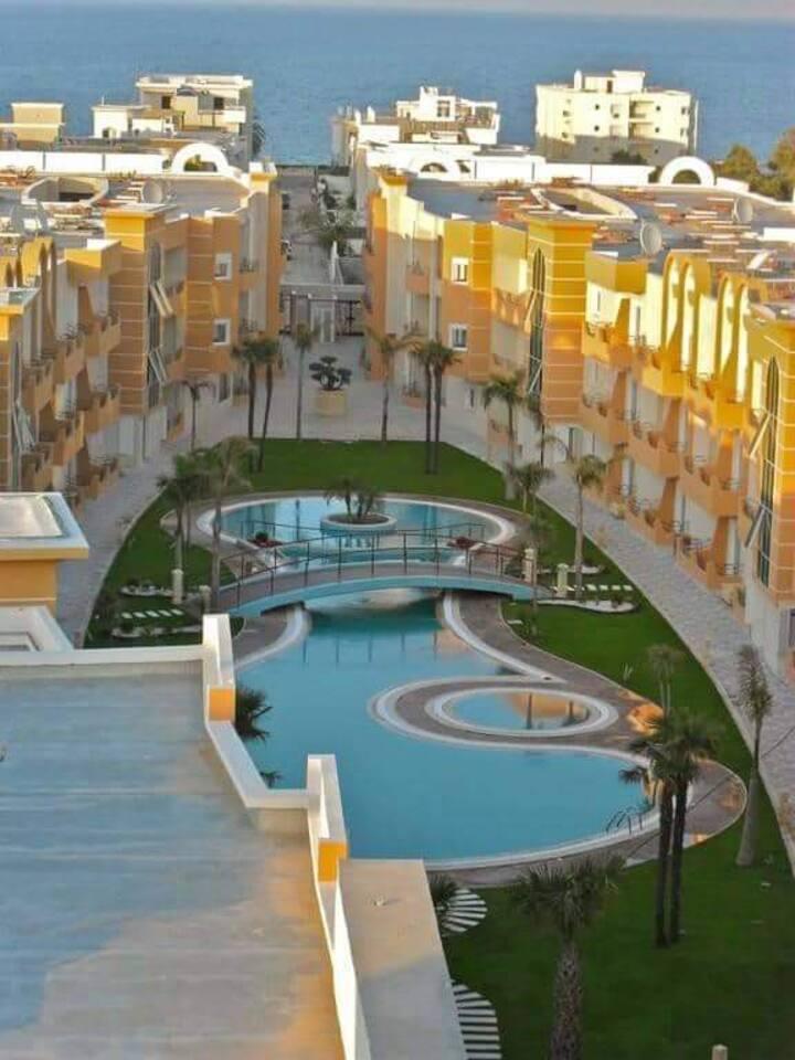 Meilleur appartement pour profiter à Sousse