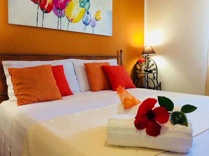 Villa Rosa Residence Orange