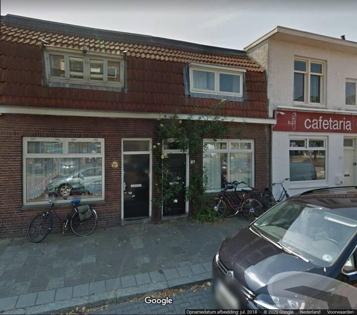 vierkamerwoning 1 km van het centrum Utrecht