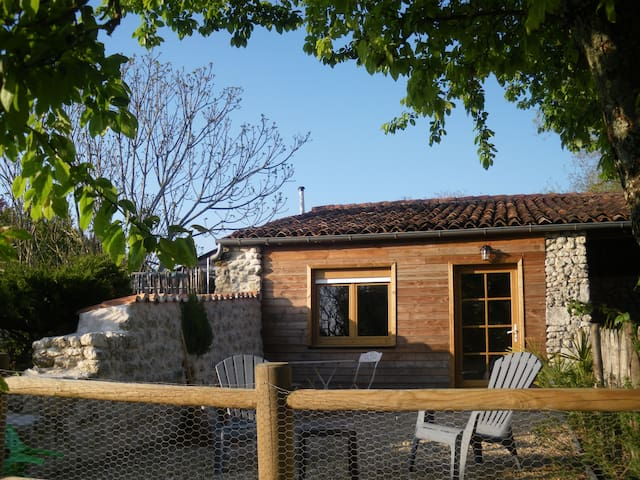 Mettez vous au vert : studio avec terrasse 35 m²