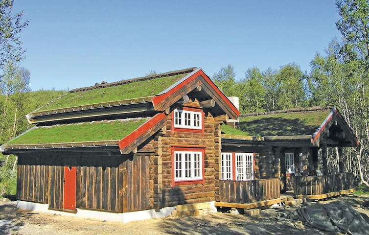 Holiday cottage with 4 bedrooms on 101 m² in Borgund